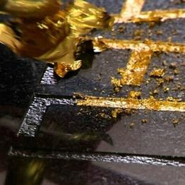 Фото Сусальное золото
