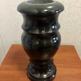 Фото ваза из диабаза