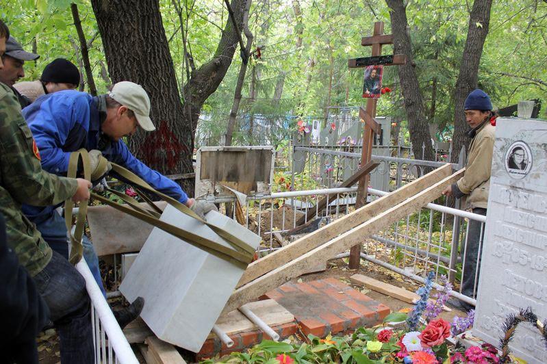 фото замена памятников