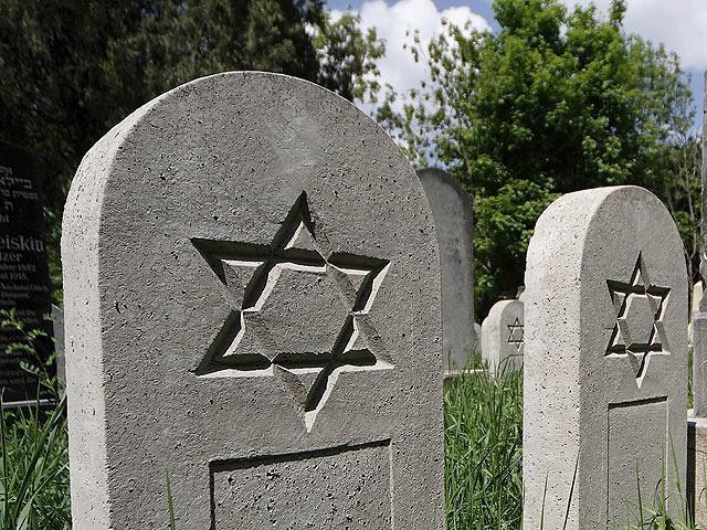 фото еврейские памятники