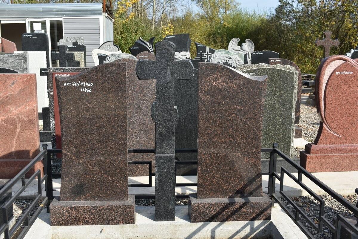 фото кресты на могилу